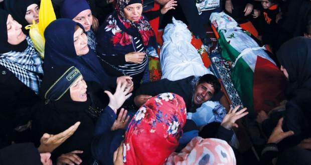 قوات الاحتلال تزيد من وتيرة القمع والاعتداءات على الفلسطينيين