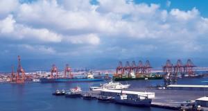 ميناء صلالة يعلن عن اضافة خط شحن جديد من شركة البحر المتوسط للشحن