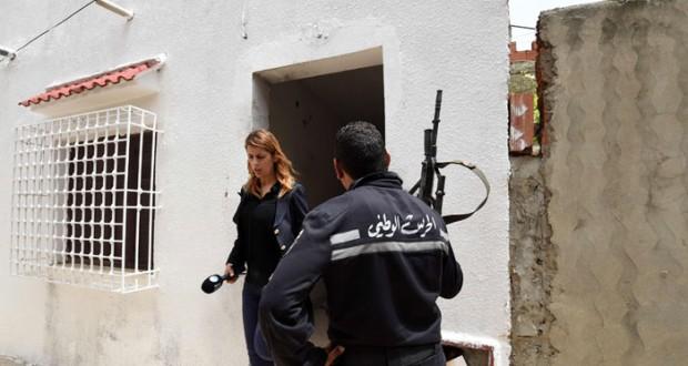 قوات الأمن التونسية تقضي على إرهابيين في مواجهات بـ (المنهيلة)
