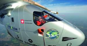 طائرة الطاقة الشمسية تهبط فـي بنسلفانيا قبل التوجه إلى نيويورك
