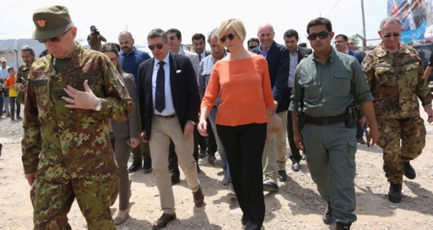 العراق : غارة أميركية تقتل زعيم (داعش) في الأنبار
