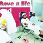 الحشـار تنظم الحملة السنويـة للتبرع بالـدم بالتعاون مـع بنك الدم المركزي