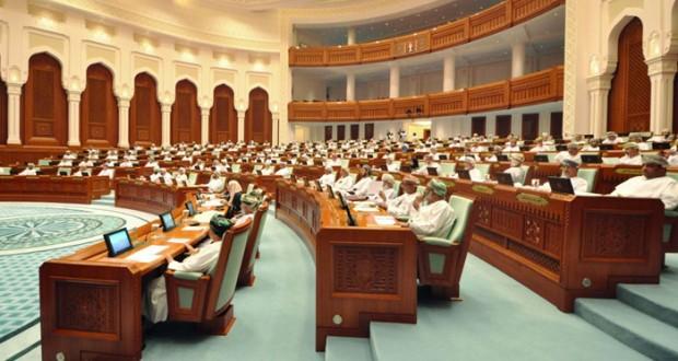 الجلسة المشتركة لمجلسي الدولة والشورى تقر المواد محل الاختلاف في مشروعات القوانين وترفعها للمقام السامي