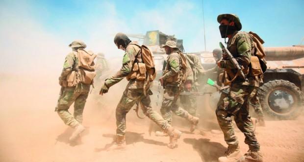 العراق: العبادي يعلن تحرير (الكرمة) ويدعو لوقف الاحتجاج والتركيز على (الفلوجة)
