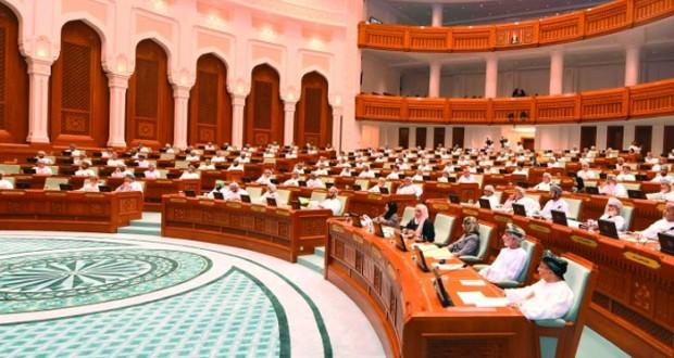(مجلس عمان) يقر مواد التباين بقوانين (الاستثمار) و(الدخل) و(التأمين)