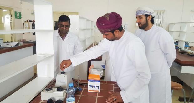 بدء فعاليات حلقة العمل التدريبية في تطبيقات التقنية الحيوية بتطبيقية صور