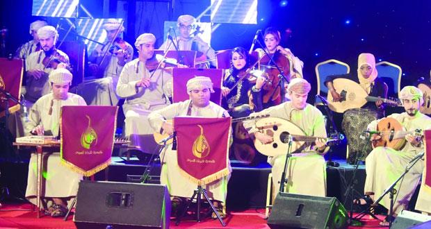 الجمعية العمانية لهواة العود تشارك في المهرجان الدولي للعود بالمغرب