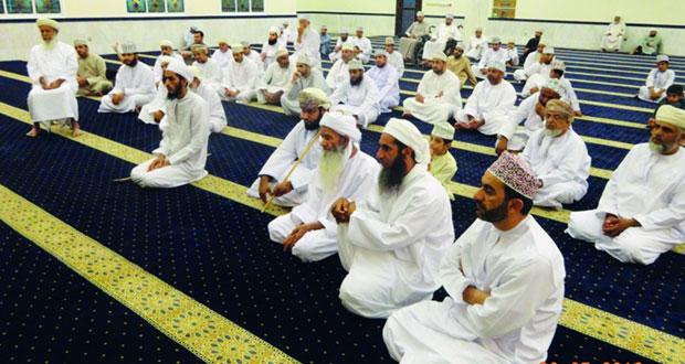 أمسية ثقافية بوادي محرم بسمائل