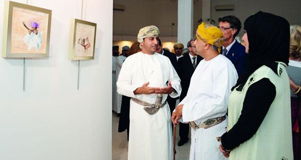 الواقع والتأثيرات السريالية بمعرض محمد المعمري والإيطالي اتيليوفروجولي بجمعية الفنون التشكيلية