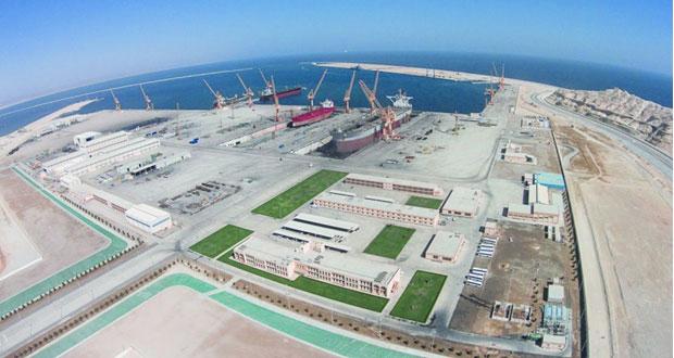 السلطنة والصين توقعان اتفاقية لإنشاء حديقة صناعية بالدقم مطلع الأسبوع القادم