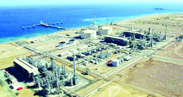 أكثر من 18.9 مليون برميل إنتاج المصافي والصناعات البترولية بالسلطنة