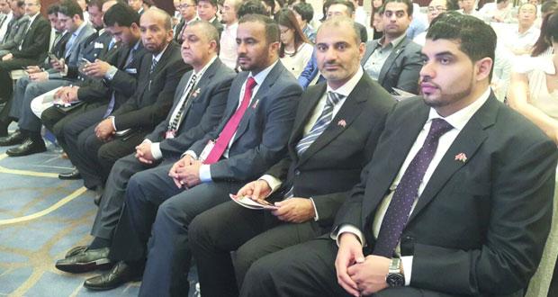 لقاء تجاري عماني صيني بمدينة جوانزو