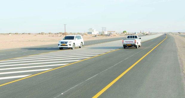 «النقل والاتصالات» تفتتح 36 كيلومترا من طريق سناو ـ محوت