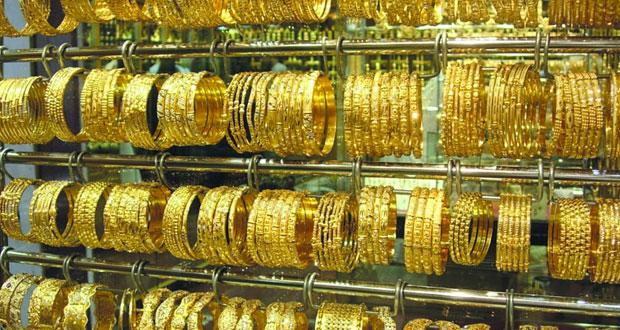 تراجع الطلب على الذهب في أسواق السلطنة