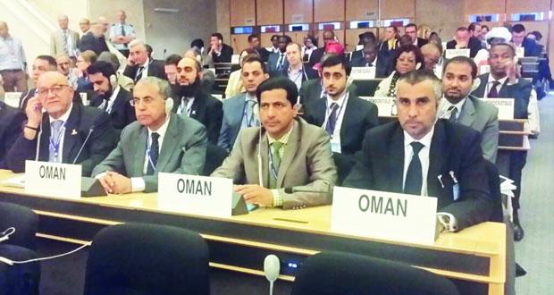 السلطنة تشارك في أعمال الدورة الـ 105 لمؤتمر العمل الدولي بجنيف