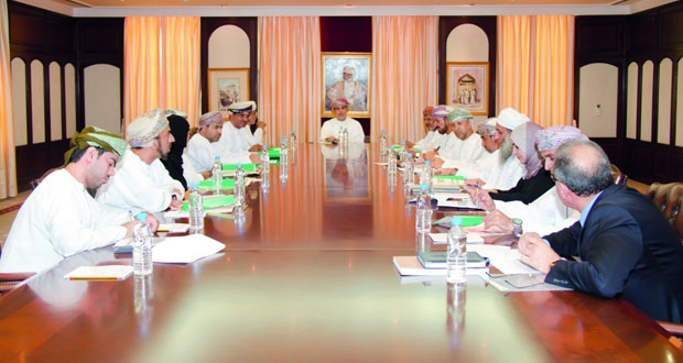 اجتماع فريق تقرير التنمية الإنسانية العماني الثالث
