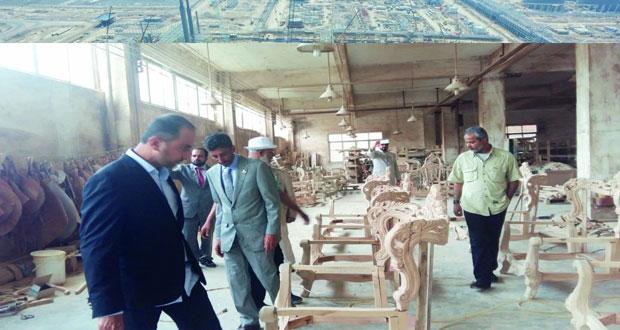 وفد غرفة تجارة وصناعة عمان بجنوب الشرقية يختتم زيارته للصين