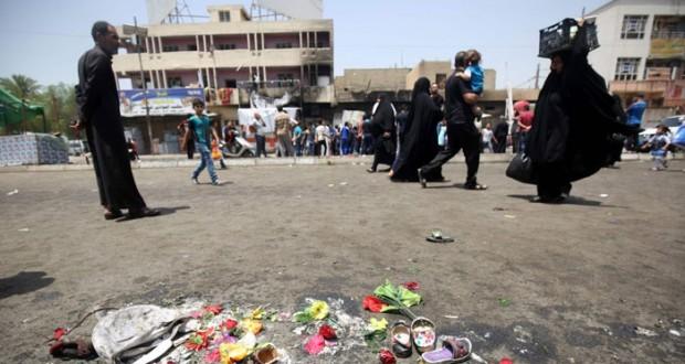 العراق: داعش يقتل 17 جنديًّا عراقيًّا قرب الرمادي