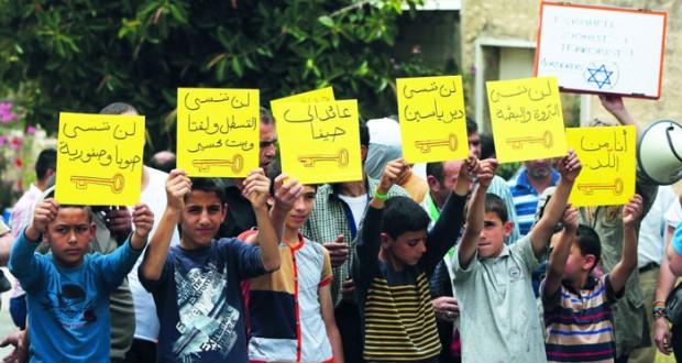 تزامنا مع ذكرى النكبة .. واشنطن تمنح الاحتلال الإسرائيلي أضخم دعم عسكري