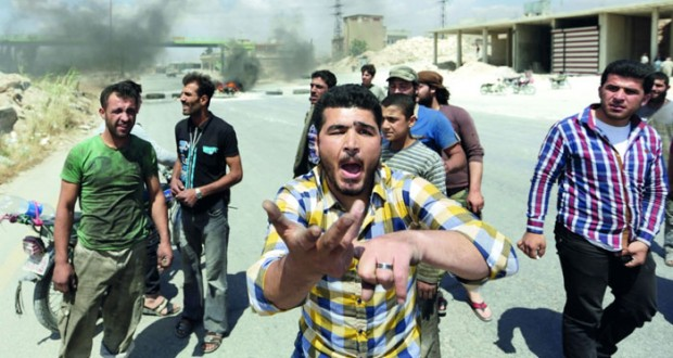 سوريا تعول على (بريكس) لموازنة العلاقات الدولية والأمم المتحدة تستعد لإسقاط المساعدات من الجو