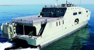 البحرية السلطانية تعزز أسطولها بـ (المبشر)