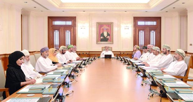 مكتب مجلس الدولة يعرب عن ارتياحه لمجريات اجتماعه مع مجلس الوزراء