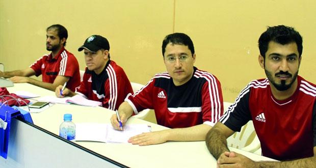 عوامل نجاح كبيرة في استمرارية مسابقة كرة القدم للصالات بتنظيم من وزارة الشؤون الرياضية