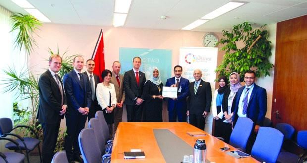 السلطنة تحصد ثلاث جوائز دولية في مجال الحكومة الإلكترونية