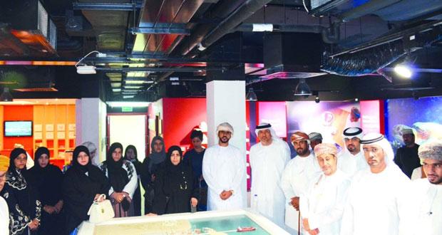 الملتقى الخليجي بصحار يبحث الاستفادة من التجارب الناجحة في مجال ريادة الأعمال