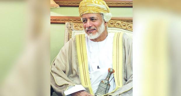 غدا .. يوسف بن علوي يدشن مركز تدريب مجلس عمان