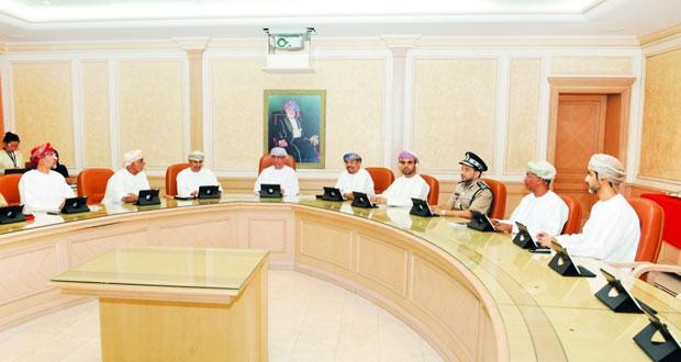 مجلس امناء المجلس العماني للاختصاصات الطبية يستعرض عددا من الموضوعات