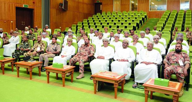 بدء التمرين الاستراتيجي «صنع القرار- 3» بكلية الدفاع الوطني