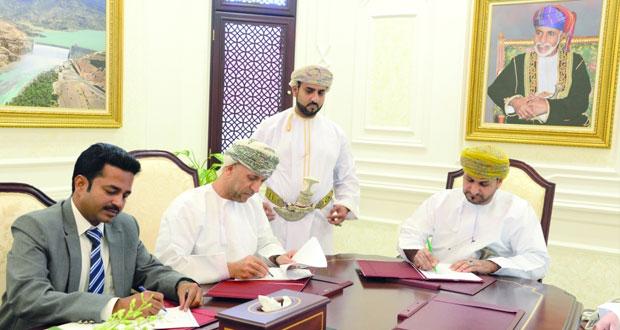 """""""البلديات الإقليمية"""" توقع إتفاقية لتنفيذ مشروع التراخيص البلدية والمائية"""