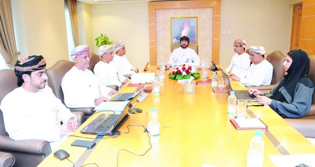اجتماع مجلس إدارة صندوق تقاعد موظفي الخدمة المدنية