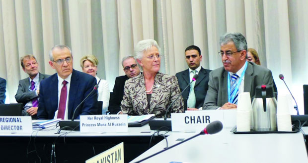 وزير الصحة يترأس اجتماع وزراء الصحة لإقليم شرق البحر المتوسط بجنيف