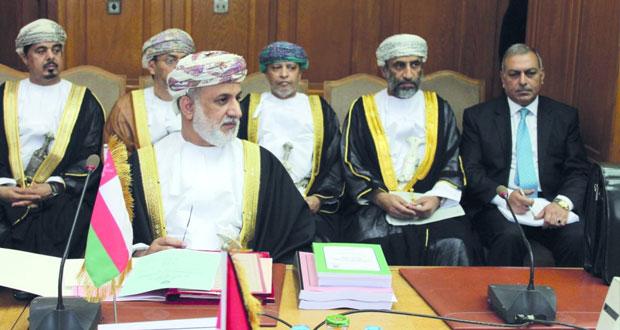 السلطنة تشارك في اجتماع المكتب التنفيذي لمجلس وزراء العدل العرب بالقاهرة