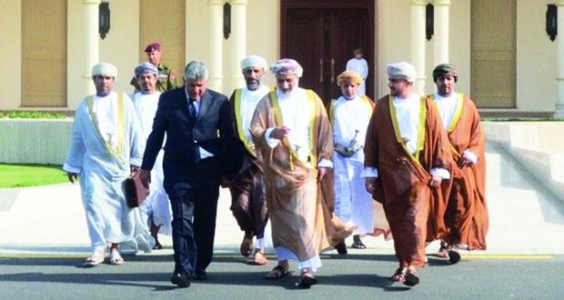 السلطنة تشارك في الاجتماع الـ (58) لمجلس وزراء العدل العرب