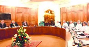 وزيرة التعليم العالي تترأس اجتماع اللجنة الاستشارية الدولية الثاني لمشروع جامعة عُمان