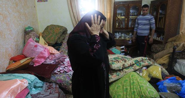 الاحتلال يشن حملة اعتقالات وقمع ومداهمات واسعة بالأراضي الفلسطينية