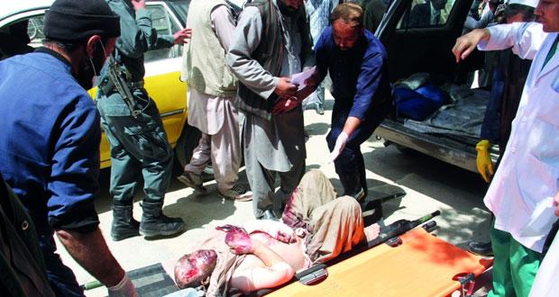 أفغانستان: العنف يحصد قتلى وجرحى وتنفيذ الإعدام بحق 6 من عناصر طالبان