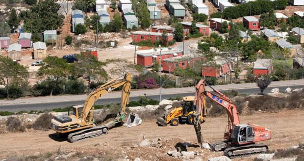 إسرائيل تبلطج بشرعنة مستوطنة بالضفة
