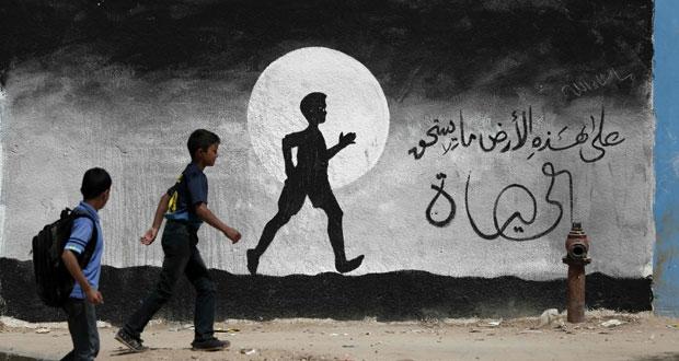 الاحتلال يفتح النار على مزارعي غزة و7 أسرى يدشنون (أمعاء خاوية)