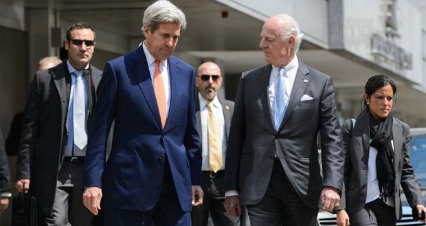 تركيا تعلن قصف أهداف داخل سوريا وأميركا تتحدث عن (بارقة أمل) في حلب