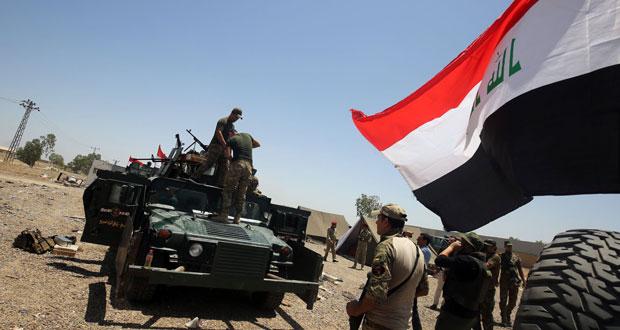 العراق: الجيش يستعد لانتزاع الفلوجة .. ويطالب سكانها بالمغادرة