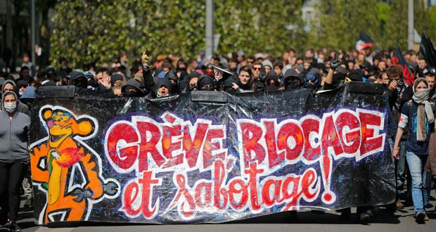 فرنسا: مشروع (قانون العمل) إلى البرلمان لإعادة تعديله