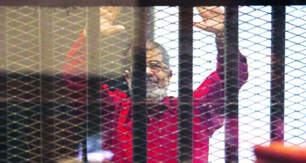 مصر : أحكام بالإعدام في قضية (التخابر) وتأجيل الحكم على مرسي