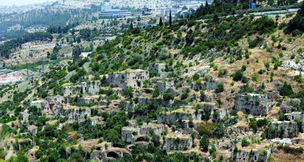 الفلسطينيون يحييون نكبتهم بـ(الوحدة) و(قطار العودة) و(المشاعل)