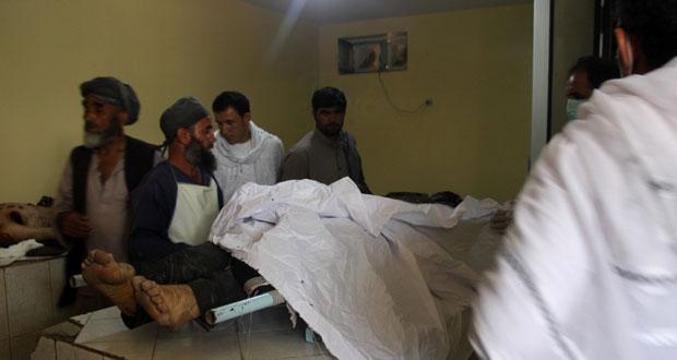 أفغانستان : 16 قتيلا وعشرات الرهائن في هجوم (طالباني) على حافلات