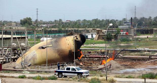 العراق: هجمات انتحارية تستهدف مصنعا .. والحرب تفاقم معاناة الأطفال