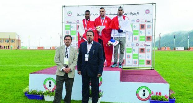 منتخب الشباب والشابات يخطف أربع ميداليات ملونة والعلوية لاعبة واعدة في أم الألعاب